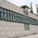 Los 26 mártires de Japón, monumento en Nagasaki