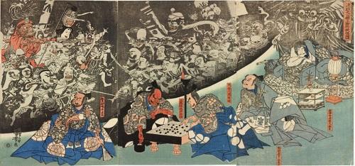 El Periodo Hakuho