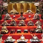 Hina Matsuri, el festival de las muñecas