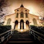 La Iglesia Católica de Oura, en Nagasaki