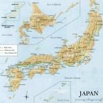 Ciudades de Japón, geografía política