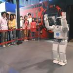 Museo Nacional de Ciencias e Innovación Miraikan, en Tokio