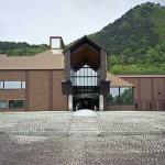 El Museo y la Biblioteca de la Prefectura de Fukushima