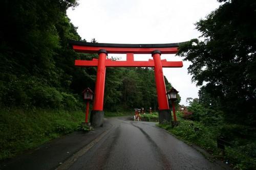 Santuario Taikodani Inari