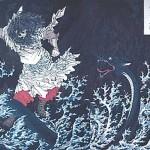 Susanoo no Mikoto, el dios del mar y las tormentas