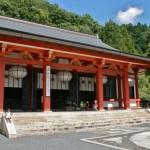 El templo de Kurama, en Kyoto