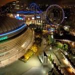El complejo de ocio Tokyo Dome City