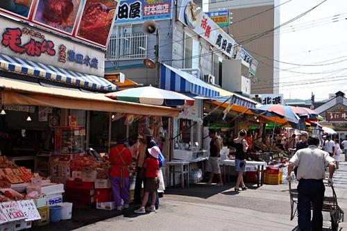 Mercado de Hakodate