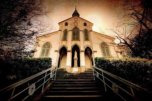 Iglesia Oura Nagasaki
