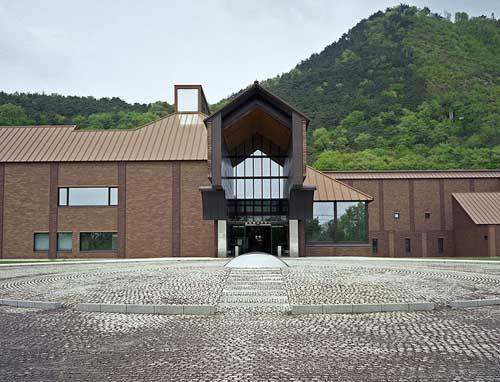 Museo de la prefectura de Fukushima