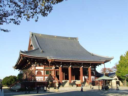 Templo Honmon