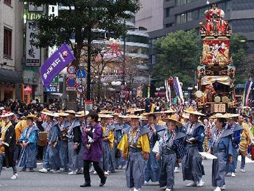 Festival Kawagoe