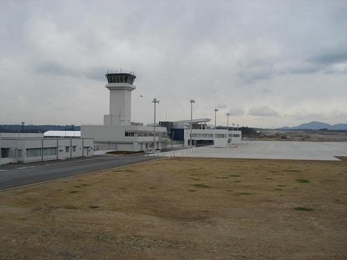 Nuevo Aeropuerto Monte Fuji, en Shizuoka