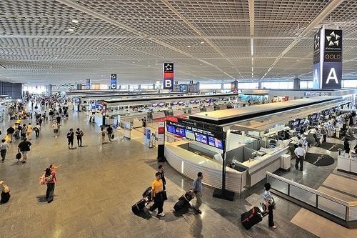 Los aeropuertos de Tokio