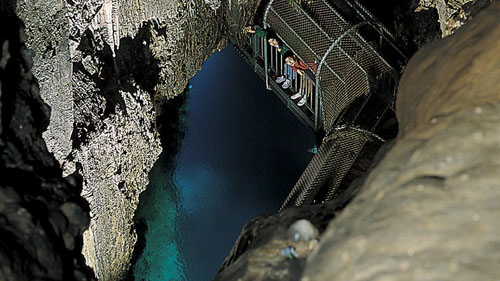 Cuevas Ryusendo