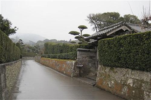 El distrito samurai de Chiran, en Satsuma