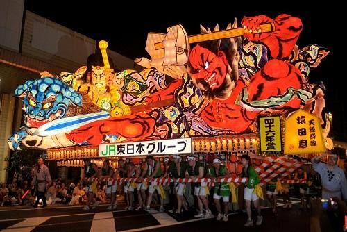 Festival Aomori Nebuta