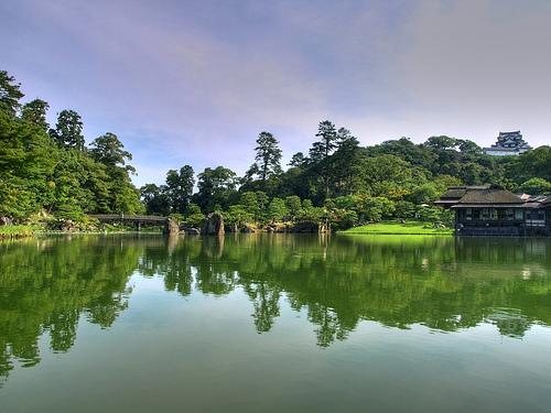 Jardín Genkyuen
