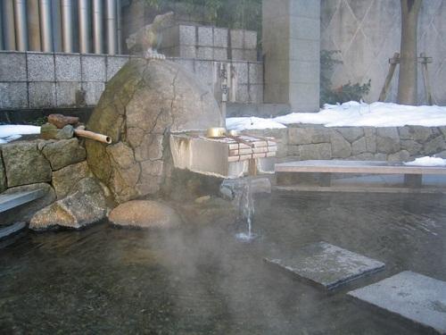 Kaga-onsen-kyo, los baños termales de Kansai