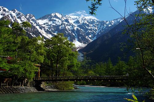 Kamikochi, lo mejor de los Alpes japoneses