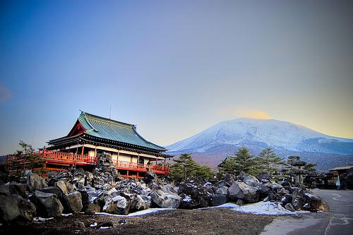 Karuizawa, destino de nieve cerca de Tokio