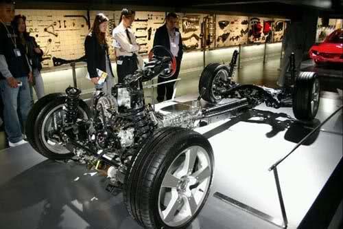 Visita el Museo Mazda, en Hiroshima