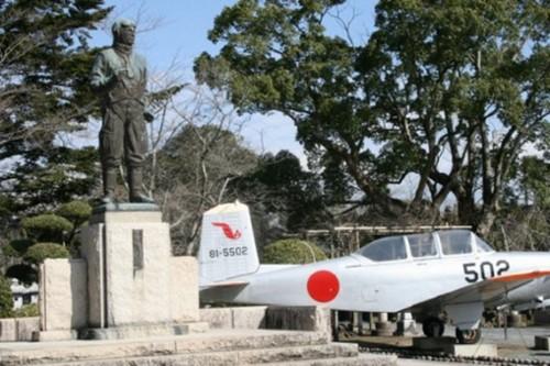 El museo de los pilotos kamikaze, en Satsuma