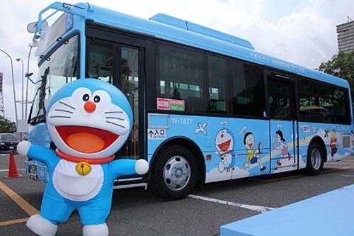 El Museo Doraemon, en Kawasaki