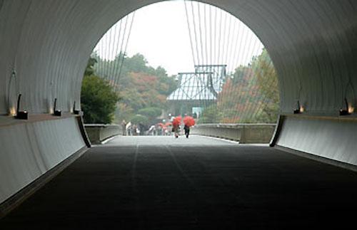 Museo Miho, maravillosa arquitectura cerca de Kioto