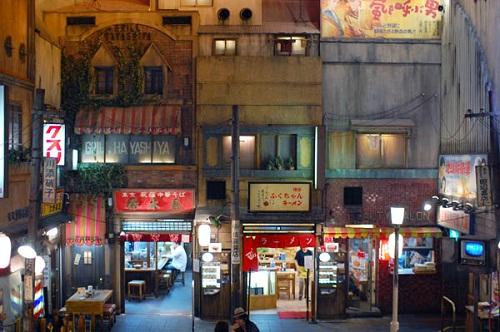 El Museo del Ramen, en Yokohama