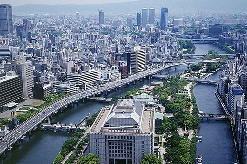 Viaje a Osaka, guía de turismo