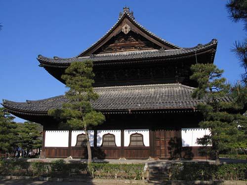 Kennin-ji, el templo budista zen mas antiguo de Kioto