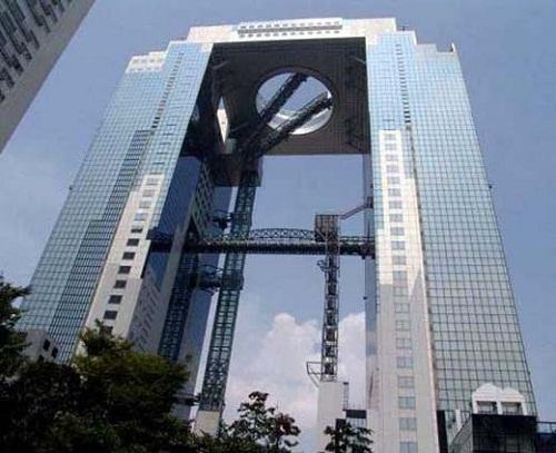 Umeda Sky, el edificio más alto de Osaka