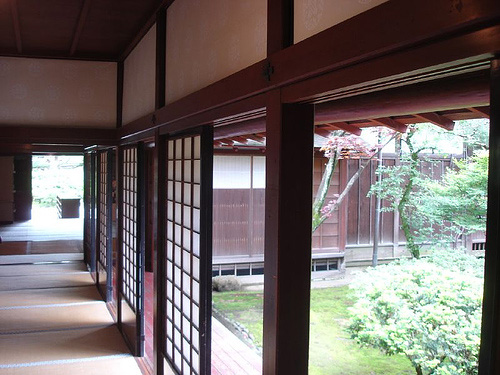 Villa Seisonkaku, antigua mansión en Kanazawa