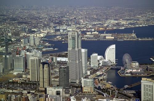 El Barrio Chino de Yokohama