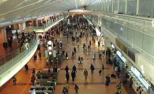 aeropuerto haneda