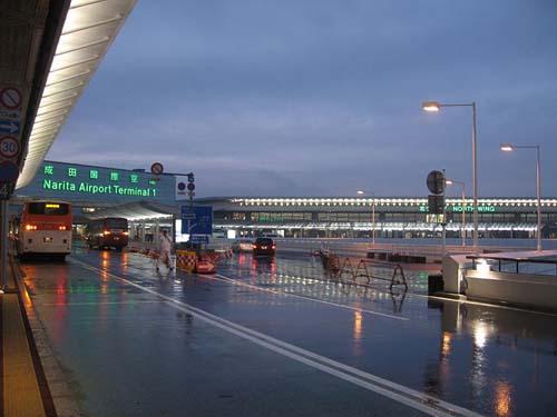 Aeropuerto de Narita, la puerta de Japón