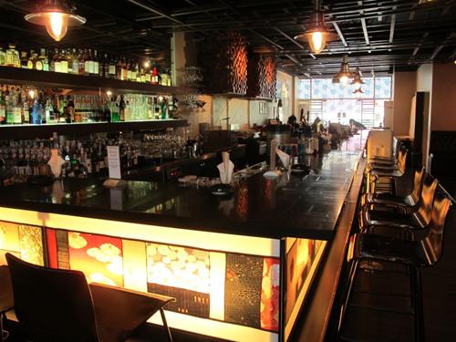 Bar de sake en Tokio