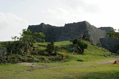 Nakagusuku, un castillo en Okinawa