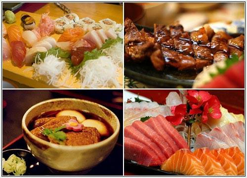 Los básicos de la cocina japonesa
