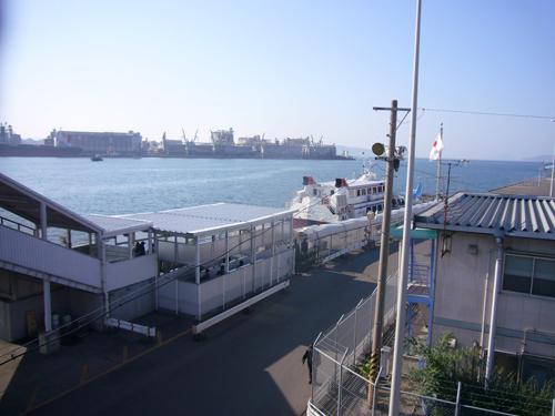 Ferries entre Japón y Corea