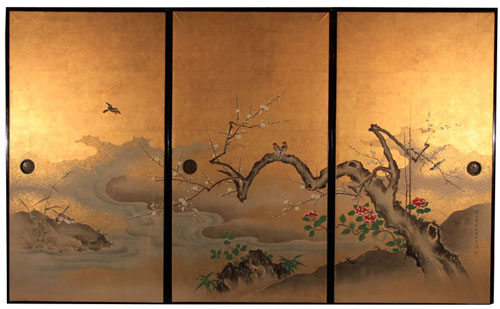 Fusuma, las puertas de papel
