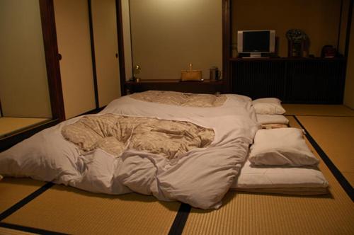 Mesas y camas tradicionales de Japon las habias visto ...
