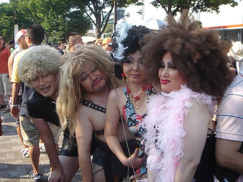 gays japoneses