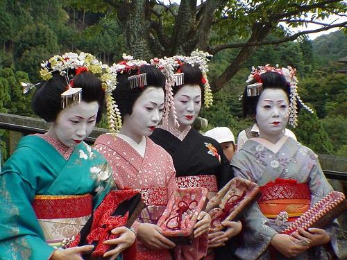 Espect Culos De Geishas Disfrutar Y Aprender