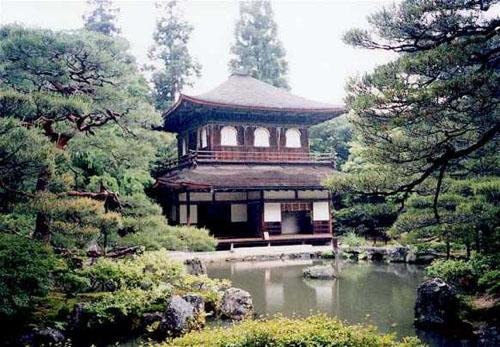 Ginkakuji en Kioto