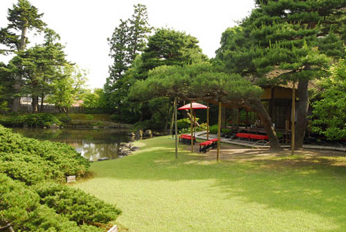 jardin oyakuen
