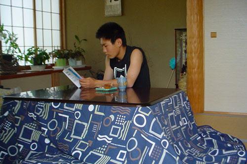 Kotatsu, la mesa caliente de los japoneses