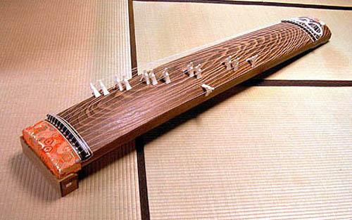Resultado de imagen para koto instrumento