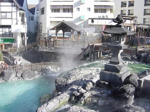 Baños Termales Japon:Por eso, si estás por Japón y te duelen los huesos o tienes mal de